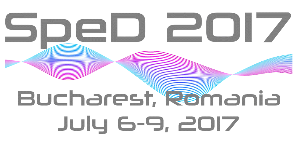 SpeD 2017 – The 9th International Conference on Speech Technology and Human-Computer Dialogue